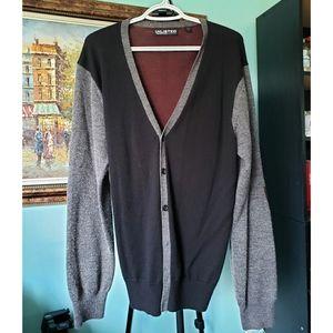Kenneth Cole Cardigan Sweater (XL)